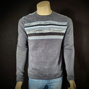 ALFANI crew neck sweater